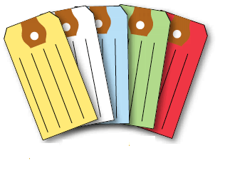 Multi Purpose  Tags